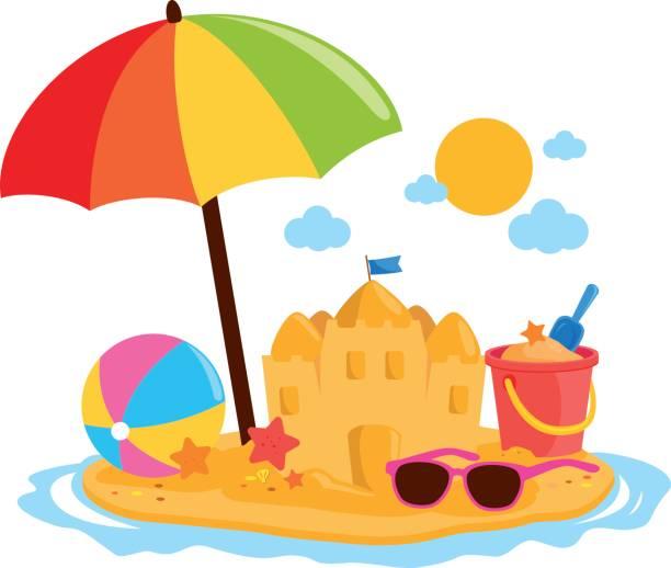 Beach toys clipart 2 » Clipart Station.