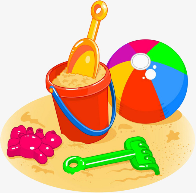 Beach Toys, Toys Clipart, Beach, Toy PNG #81461.