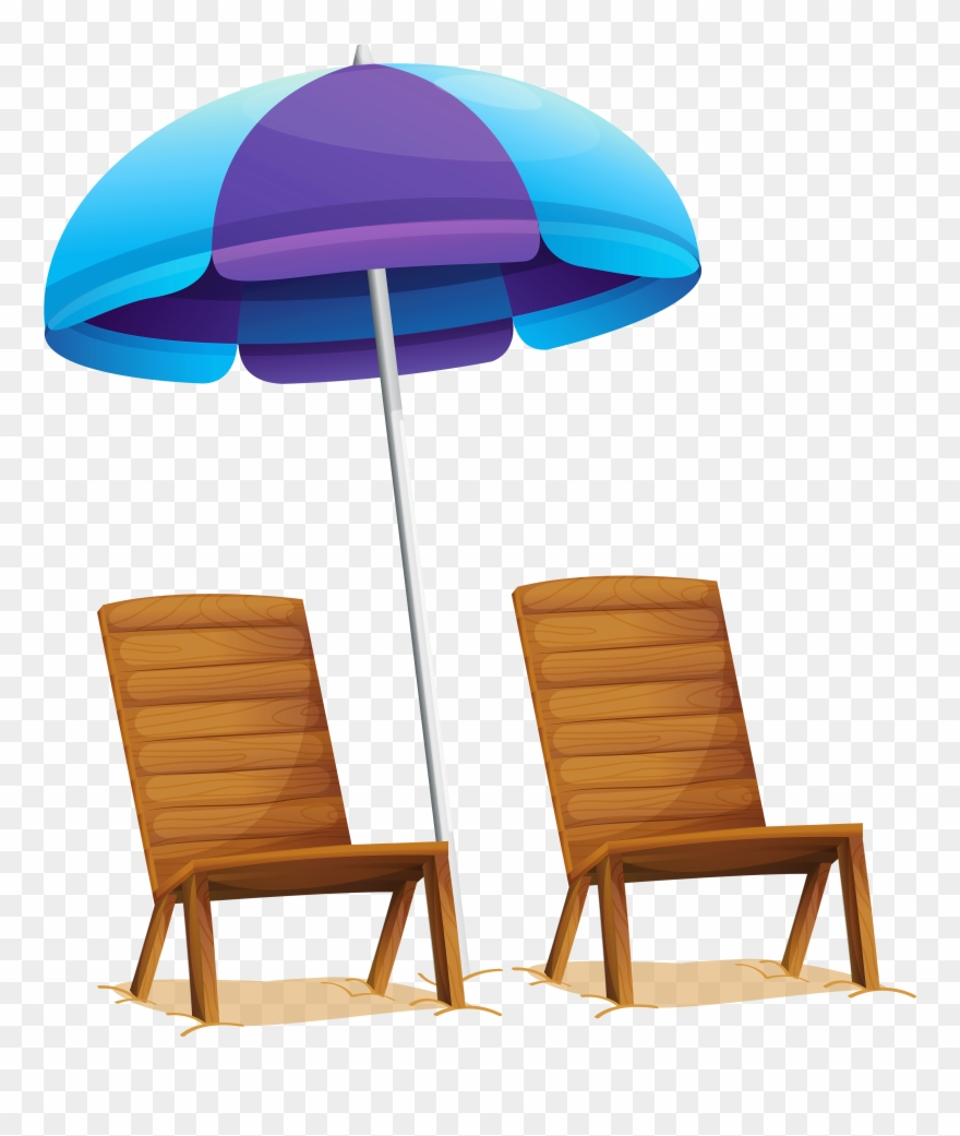 Umbrella Chair Cliparts Free Download Clip Art Portable.