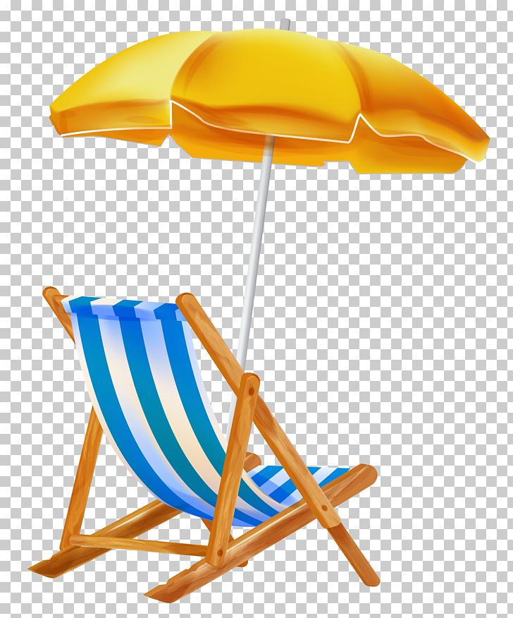 Beach Umbrella with Chair Clipar, parasol with chair.