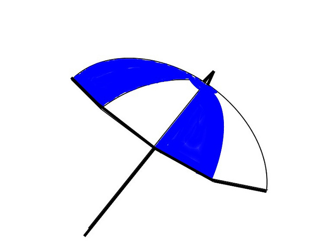 Beach Umbrella Clipart Free.
