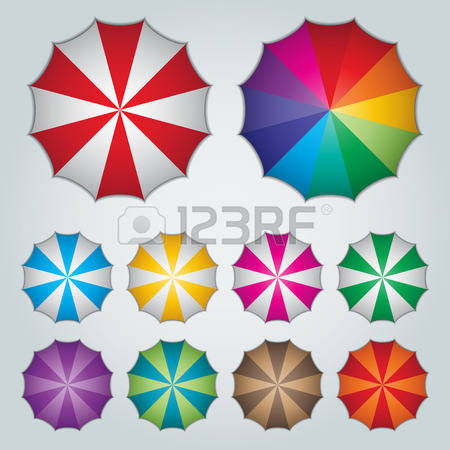 18,933 Beach Umbrella Stock Vector Illustration And Royalty Free.