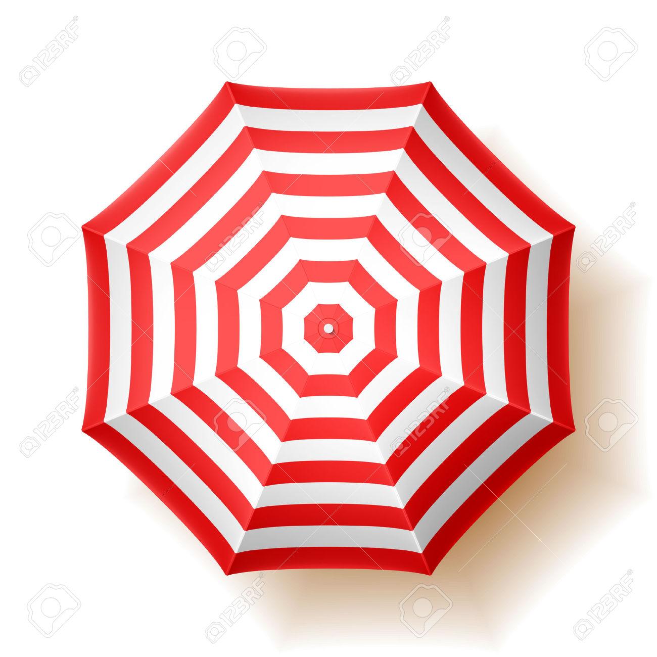 Umbrella Top Clipart.