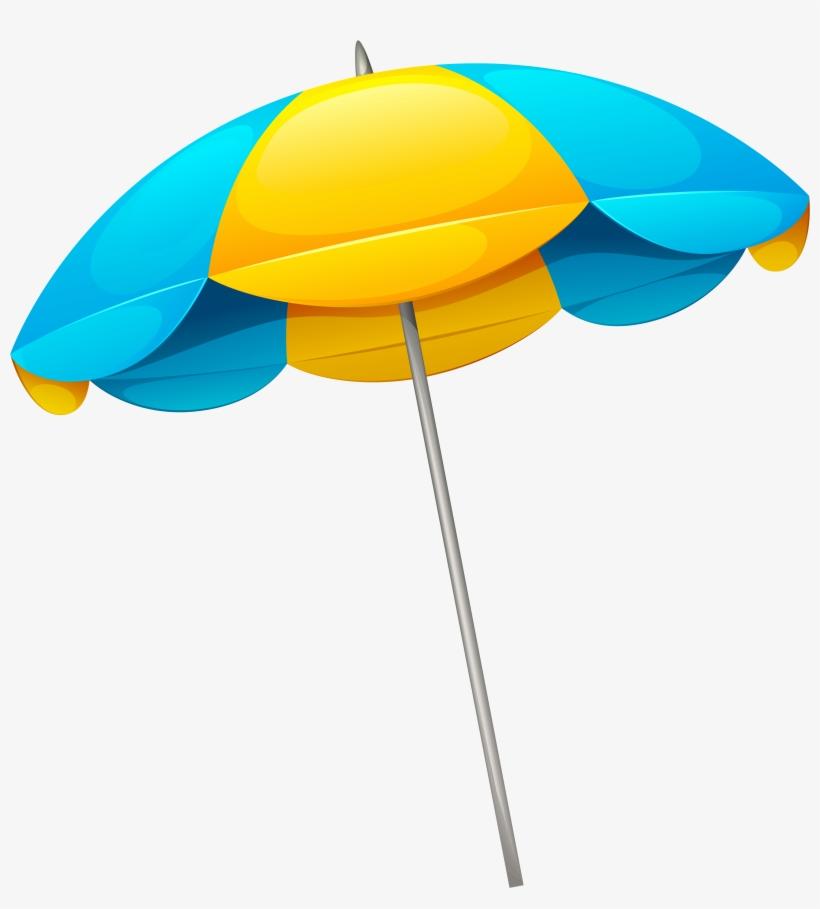 Yellow Blue Beach Umbrella Png Clipartu200b Gallery.