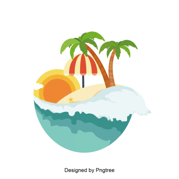 2019 的 Hainan Scenery In Summer, Summer Vector, Island PNG and.