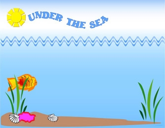 Water Fun Cliparts.