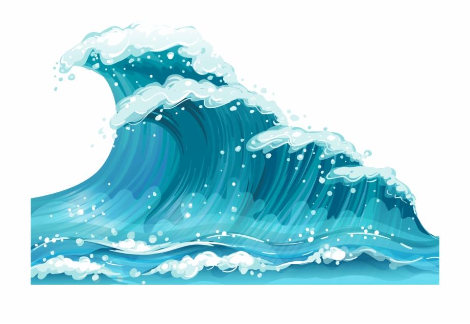 Ocean Waves Clip Art Gclipart.