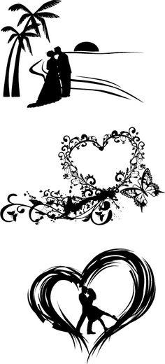Free Wedding Shells Cliparts, Download Free Clip Art, Free ...  Ocean Wedding Clipart