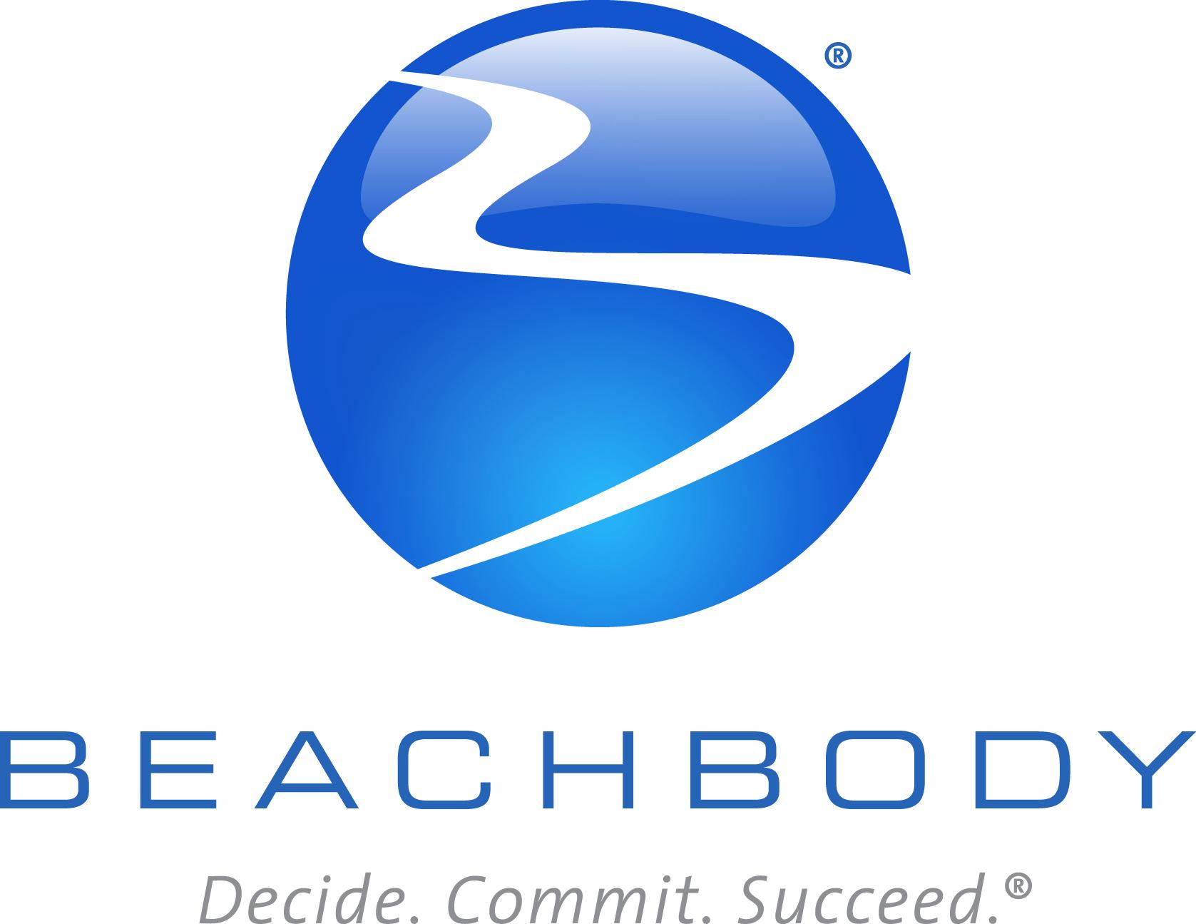 Beachbody Logos.