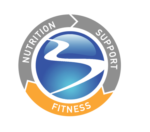 Nutrition/Support/Fitness logo.