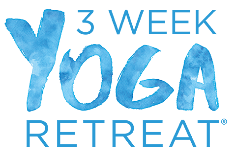 3 Week Yoga Retreat DVDs.