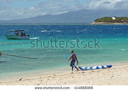 Beachcomber people clipart.