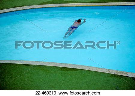 Stock Photograph of Beachcomber hotel. Punaauia Lagoon. Tahiti.