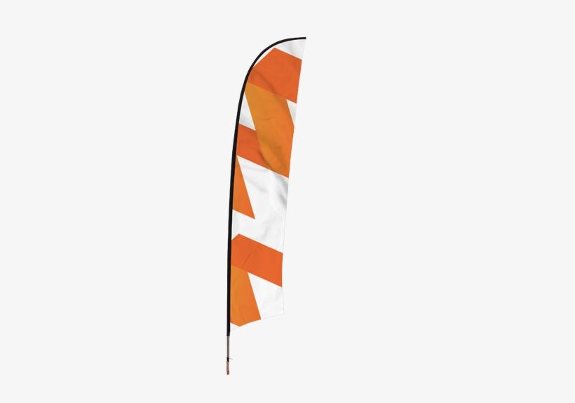Beach Flag Png.