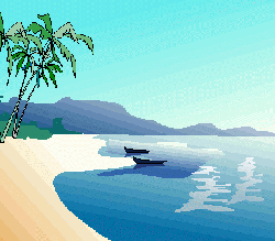 The coastline clipart #16