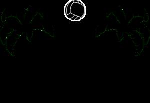 Beach Volleyball Clip Art at Clker.com.