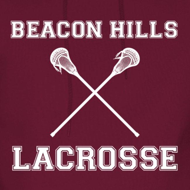 Beacon Hills Lacrosse Plain Front.