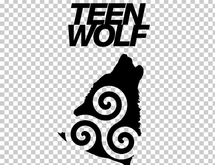 Teen Wolf PNG, Clipart, Area, Beast Of Beacon Hills, Black And White.