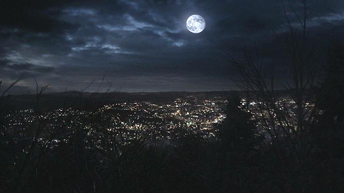 Beacon Hills.