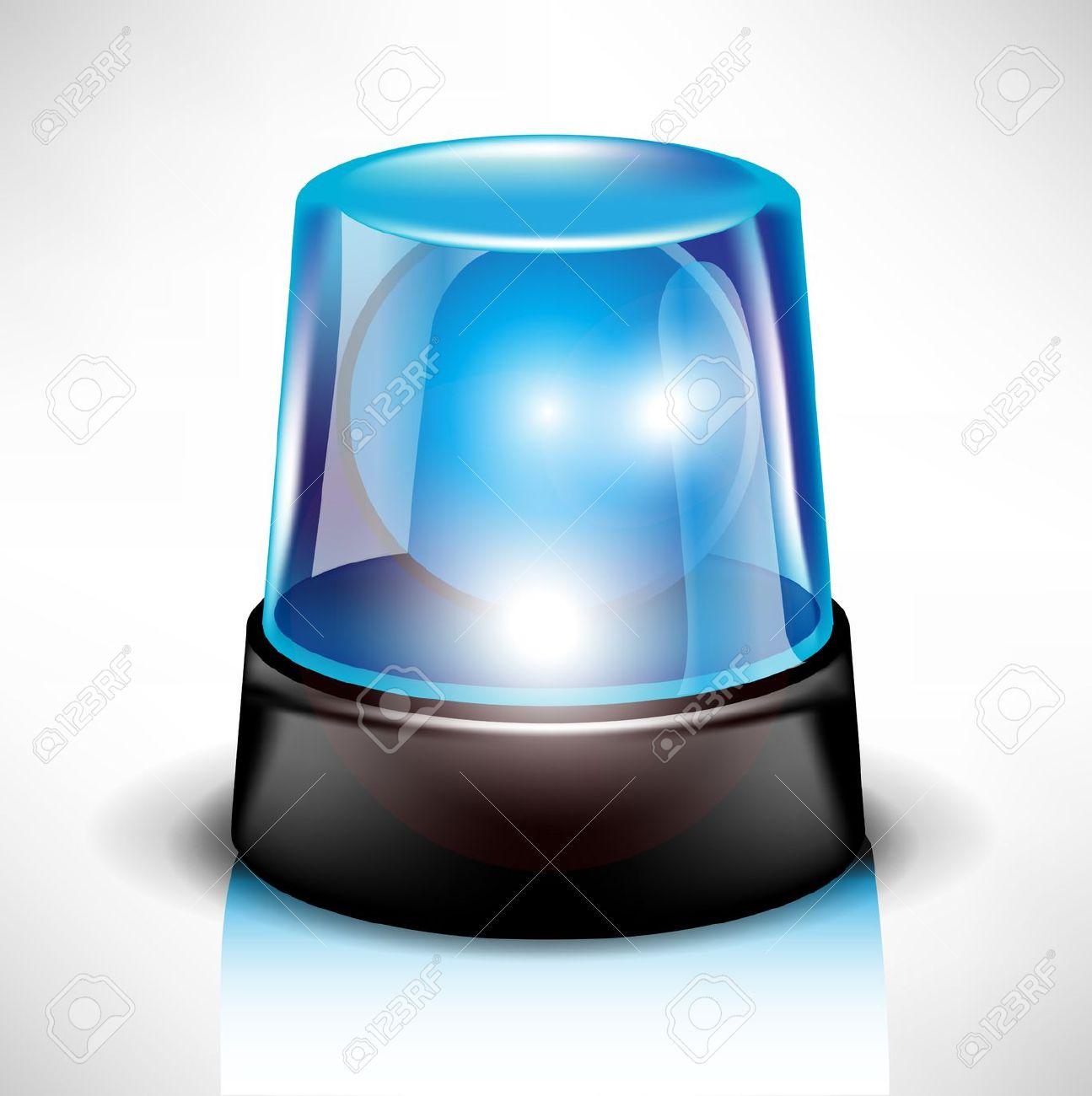 Blue Beacon Clipart.