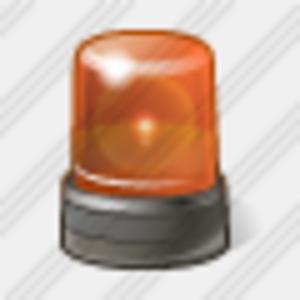 Icon Beacon Light Red 1.