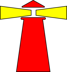 Red Beacon Yellow Light Clip Art at Clker.com.
