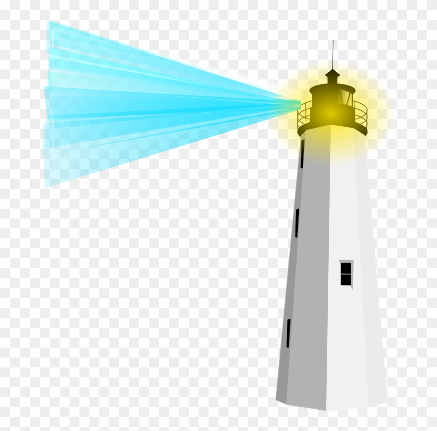 Lighthouse Beacon Free Clipart.