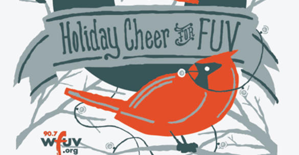 Iron & Wine to Headline Holiday Cheer for FUV Benefit Concert at.