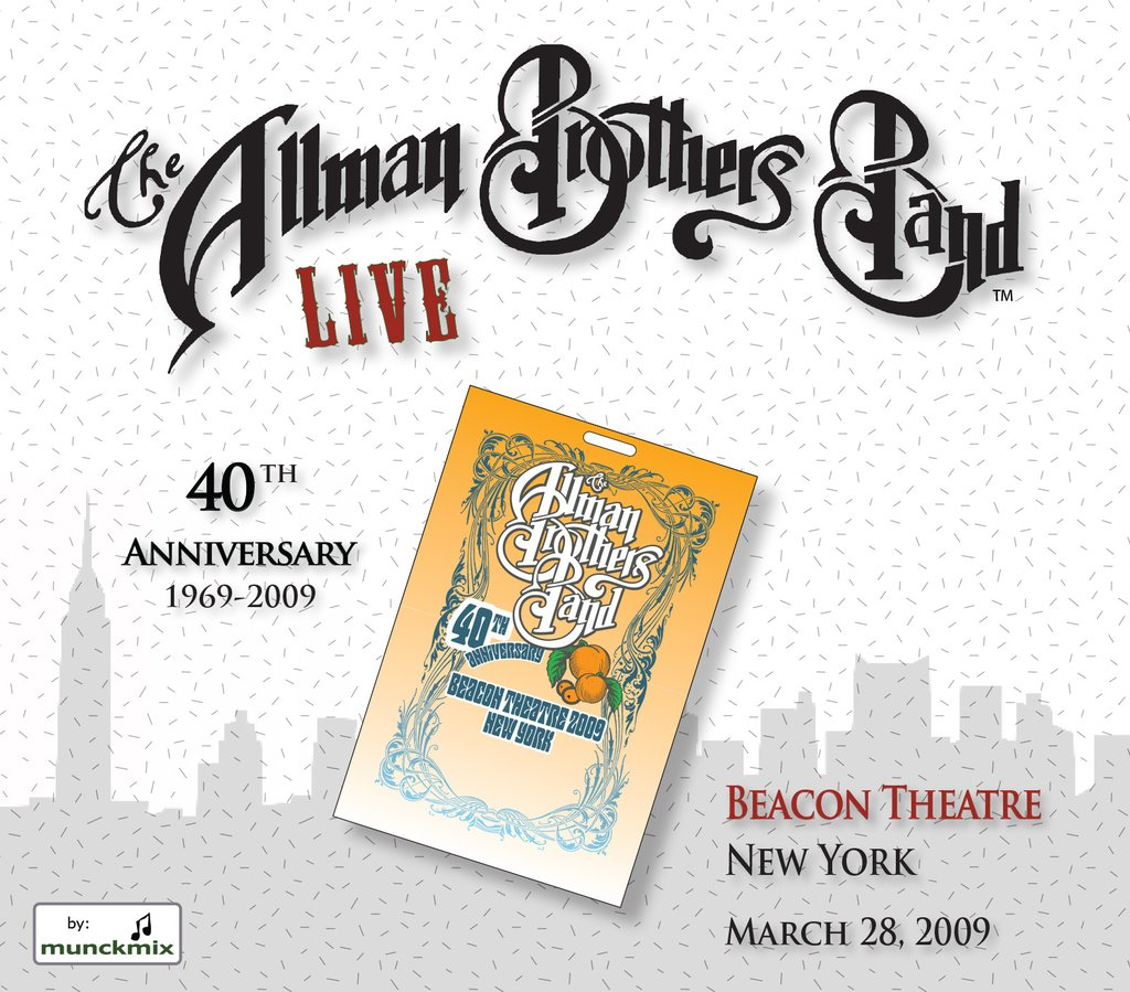 The Allman Brothers Band: 2009.