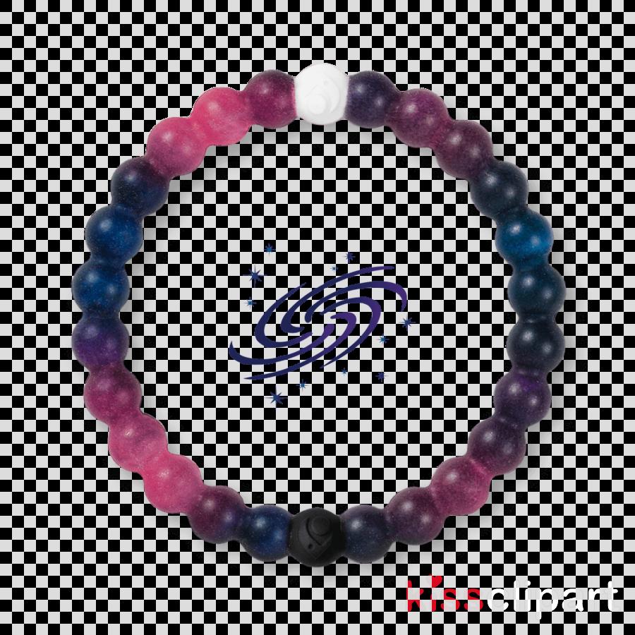 bead bracelet fashion accessory jewellery purple clipart.