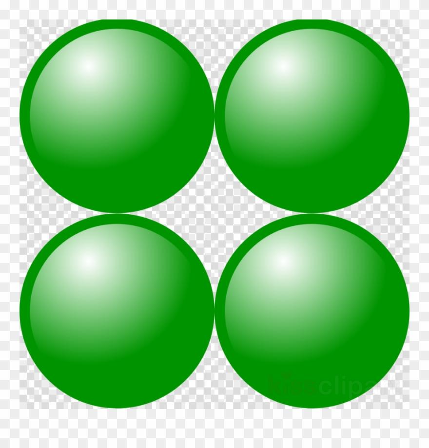 Green Beads Clipart Bead Clip Art.