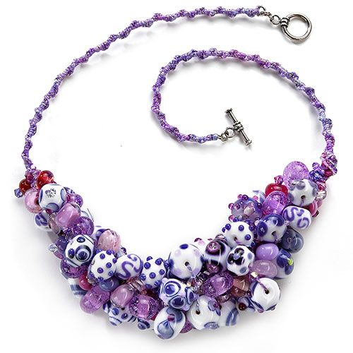 Bead Necklace Clipart Bead Jewelry Making Clipart.