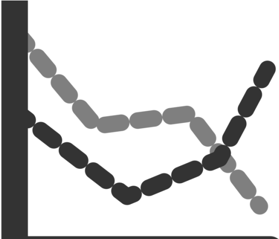 Chart Clipart Linear Graph.