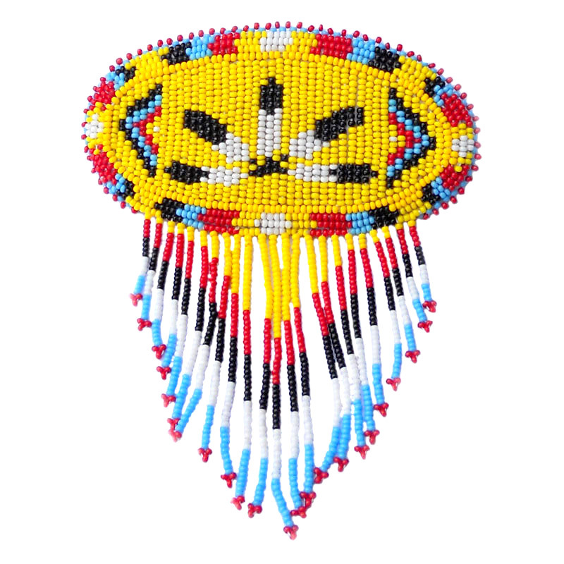 Bead work clipart.