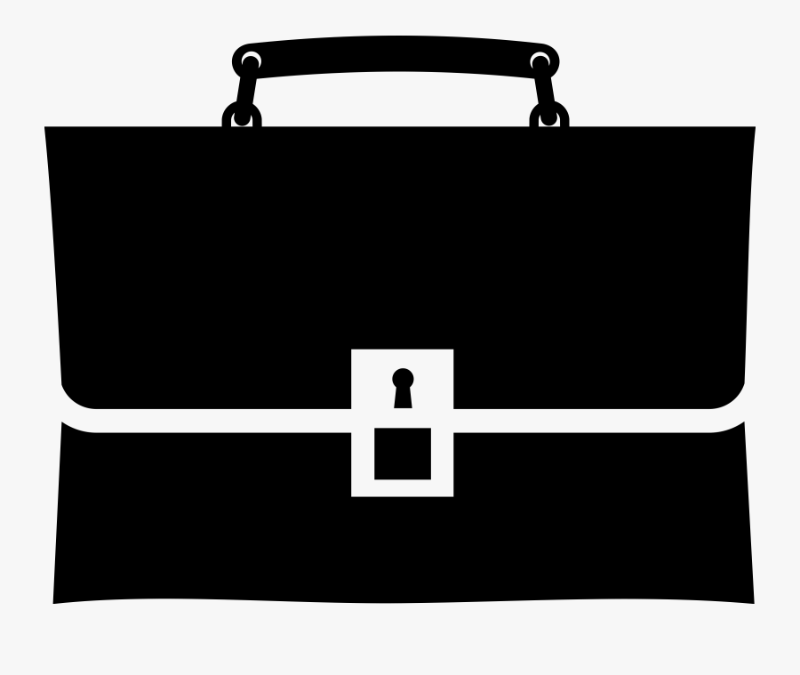 Briefcase Clipart Black And White , Free Transparent Clipart.