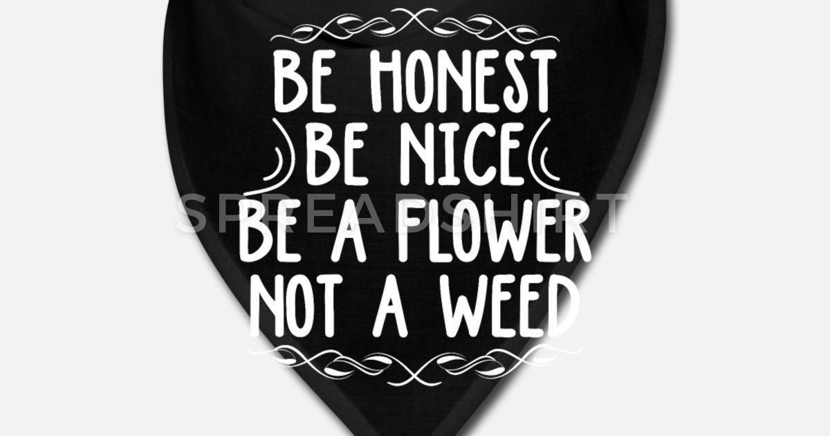 be a flower gift idea present Bandana.