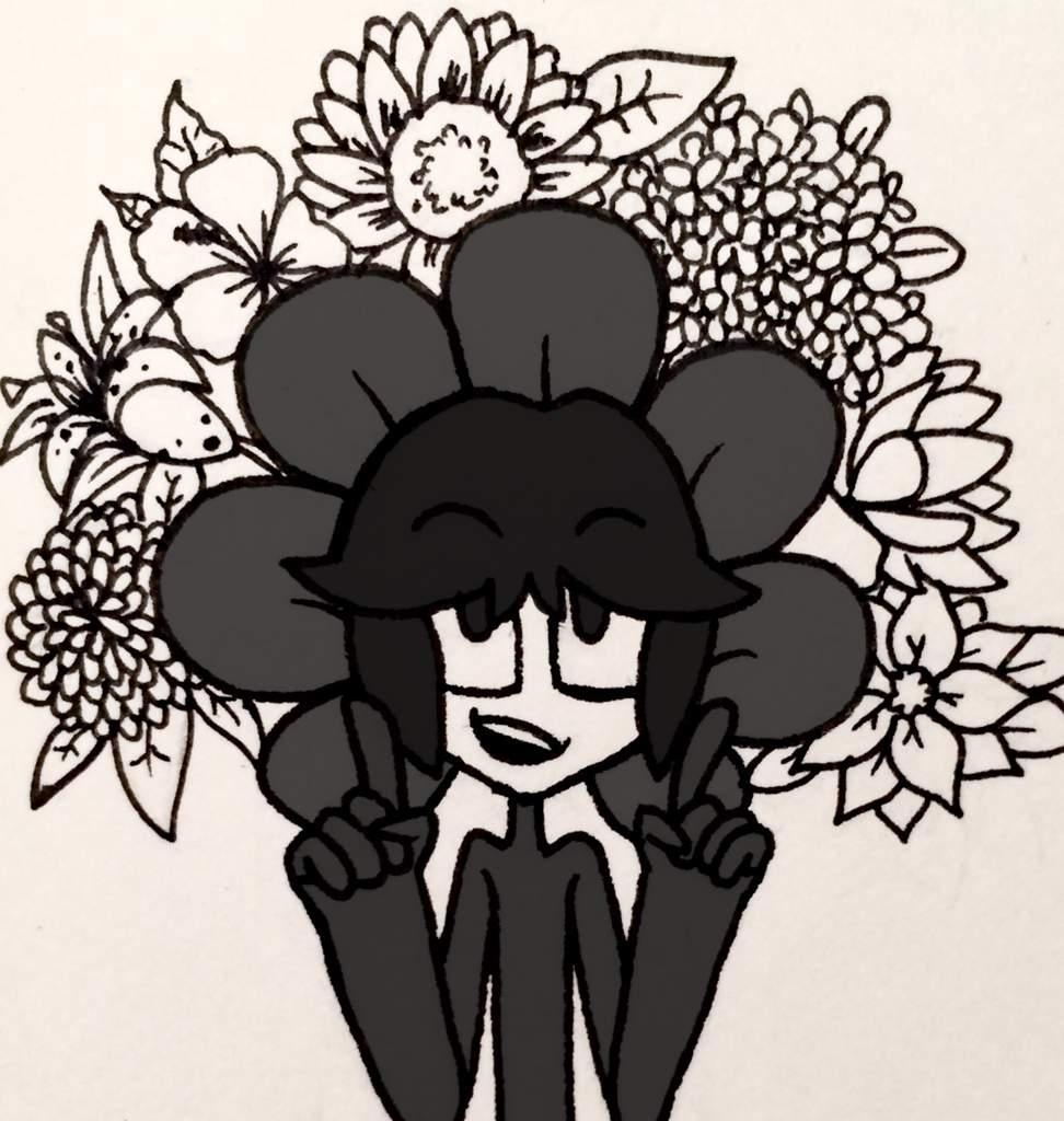 Day 23: Flower.