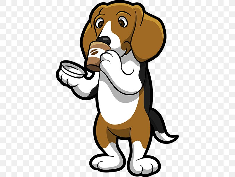 Beagle Puppy Dog Breed Droopy Clip Art, PNG, 618x618px.