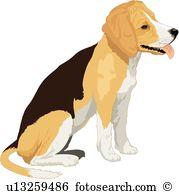 Beagle Clipart Illustrations. 729 beagle clip art vector EPS.