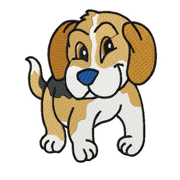 Beagle Clipart.