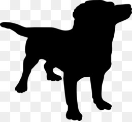 Free download Pet sitting Puppy Beagle Silhouette Clip art.