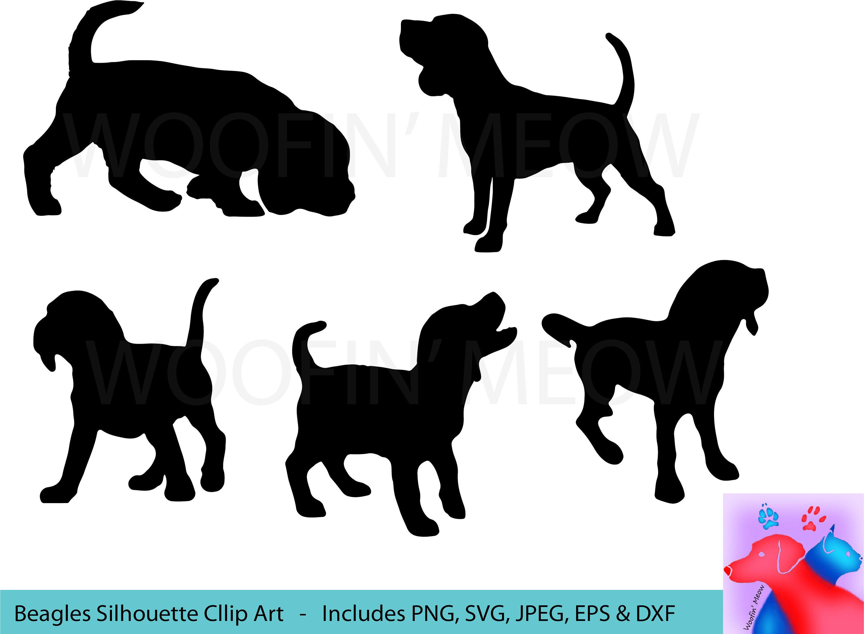 Beagle SVG Clipart, Dog Clipart, Pet Lover, Dogs SVG, Dog Vector, Fur Mama,  Dog Lover, Puppy SVG, Beagle Dogs, Playful Dog Instant Download.