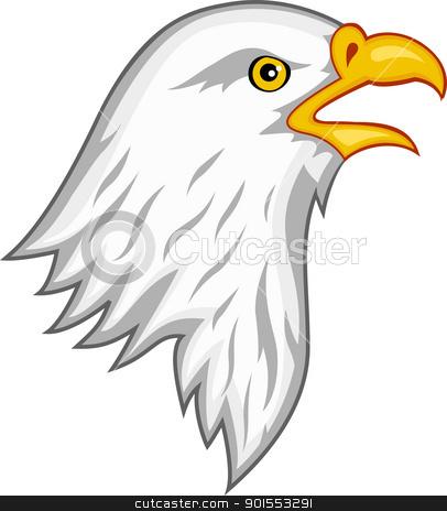 Eagle beak clipart.