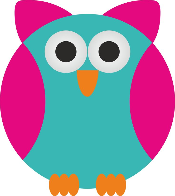 Simple Owl by @GDJ, Simple Owl from pixabay., on @openclipart.