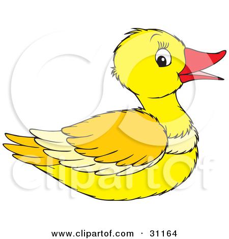 Duck beak clipart.