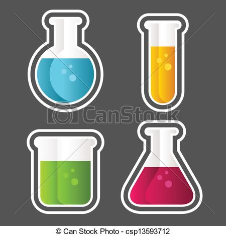 Beakers and test tubes clipart 1 » Clipart Station.