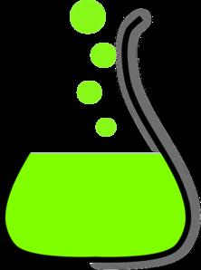 Science Beaker Clipart.