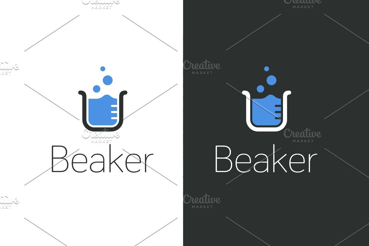 Beaker logo.