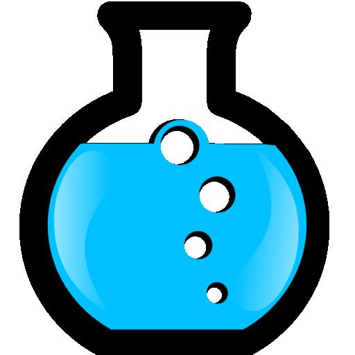 Science Beaker Clip Art N4 free image.