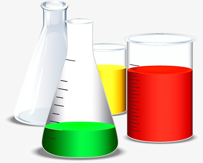 Science Beakers And Test Tubes Png & Free Science Beakers And Test.